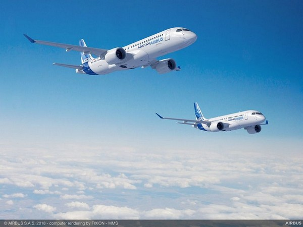 World's beautiful, Airbus says as air industry sets out green goals