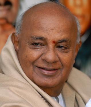 Former PM Deve Gowda congratulates Mamata, Stalin, Pinarayi Vijayan