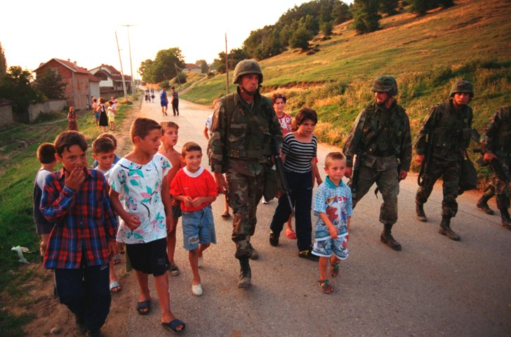 Kosovo's biggest exodus to be remembered by keeping train in museum