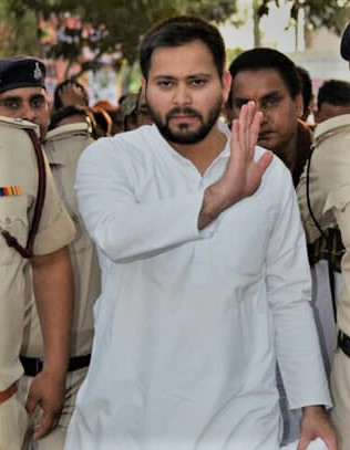 No confusion with seat sharing, claims Tejaswi Yadav