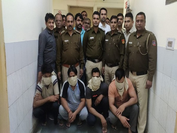Four held for beating man to death over rift on ice cream in Delhi