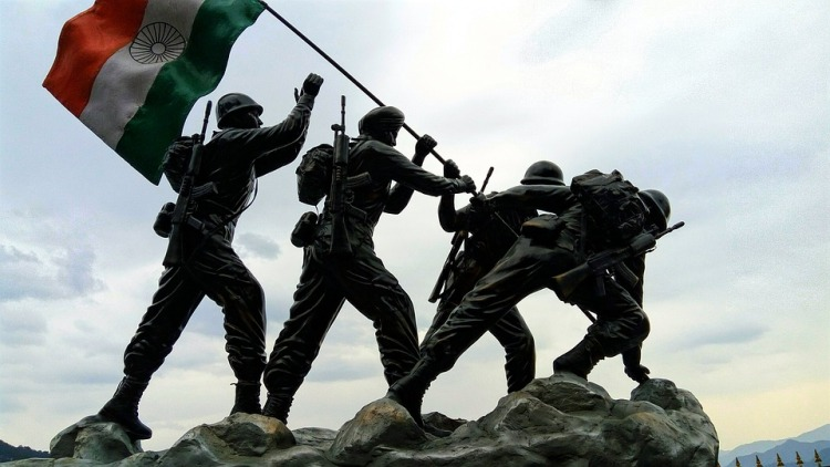 Indian Army foils terrorist infiltration attempt supported by Pakistan Army