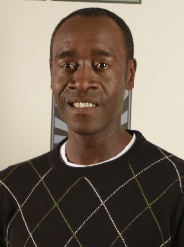 Don Cheadle to star in sci-fi drama 'Don't Look Deeper'