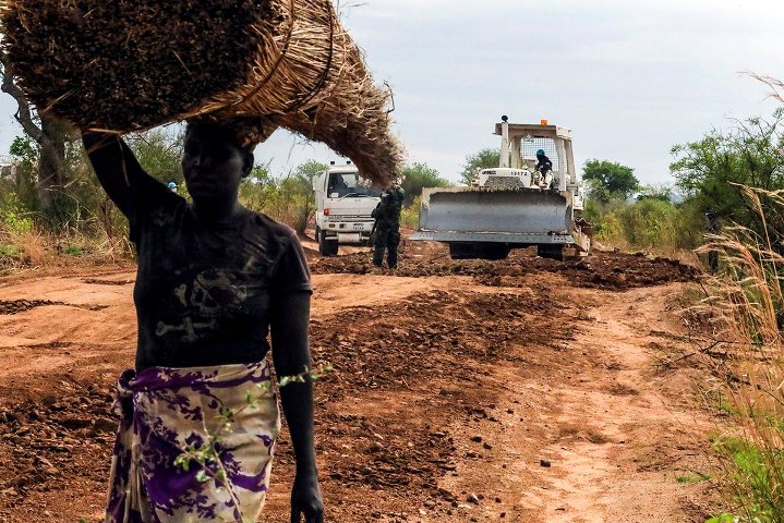 Displaced women in South Sudan sowing seeds of peace with UNMISS support
