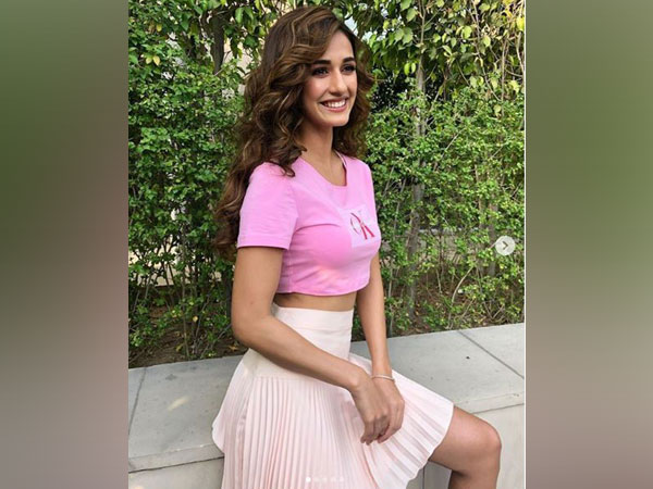 Tiger Shroff posts sweet video on Disha Patani's birthday