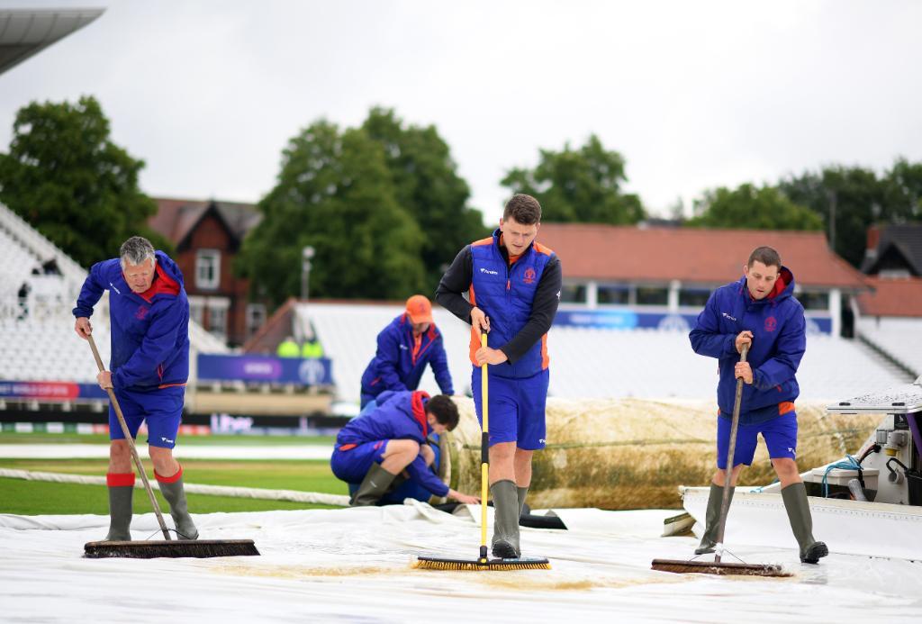 UPDATE 2-Cricket-India, NZ split points after Trent Bridge washout
