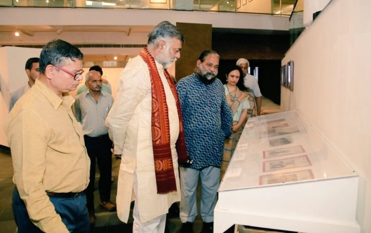 Museums act as symbol of respect for ancestors: Culture Minister at Astitva exhibition