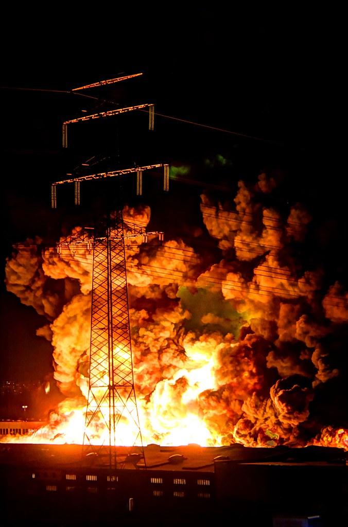 Three injured in explosion at Serbian ammunition plant