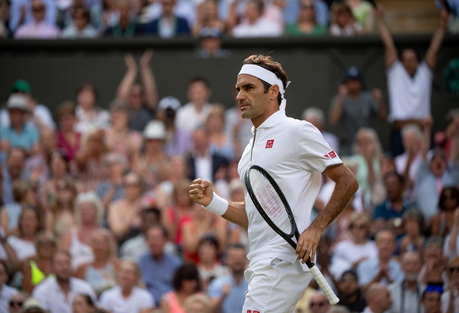 Tennis-Ageless Federer enjoys turning the tables on great foe Nadal