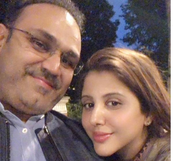 Virender Sehwag's wife files complaint against business partners
