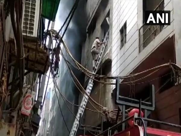 Delhi: 3 dead after fire breaks out in rubber factory