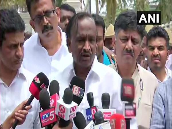 Karnataka crisis: Rebel Cong MLA Nagraj softens stand, may return to his parent party