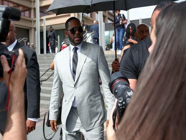 R Kelly ordered to be held in jail through weekend