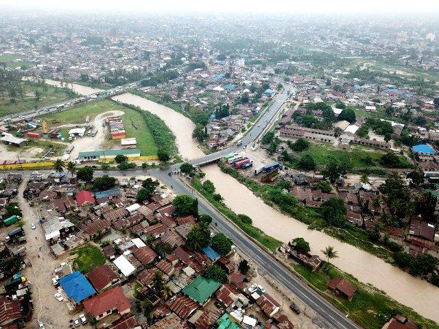 Tanzania's Msimbazi basin plan turning flood hazard area into new city park