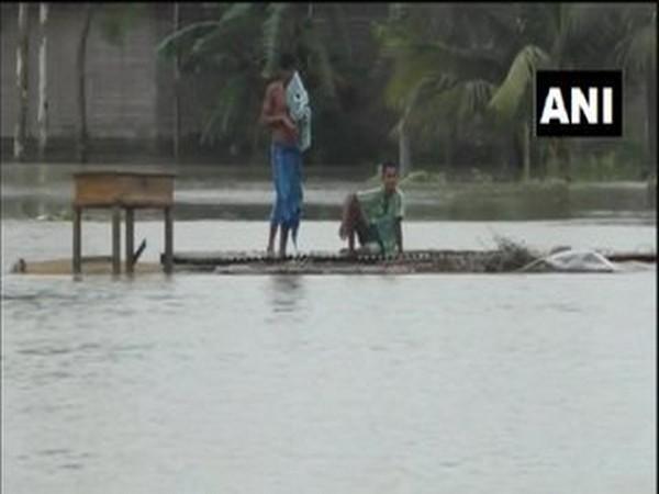 Flood situation remains grim in Odisha's Balasore