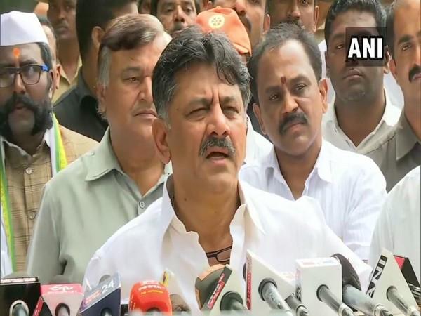 ED seeks additional 5 day custody of D K Shivakumar