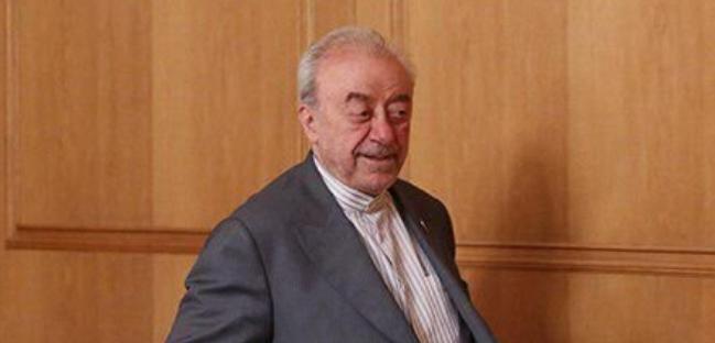 Iran's business magnate and richest person Asadollah Asgaroladi dies at 85