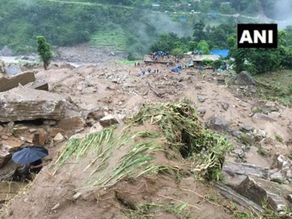 Maha: Landslide in Raigad district, village cut off due to floods
