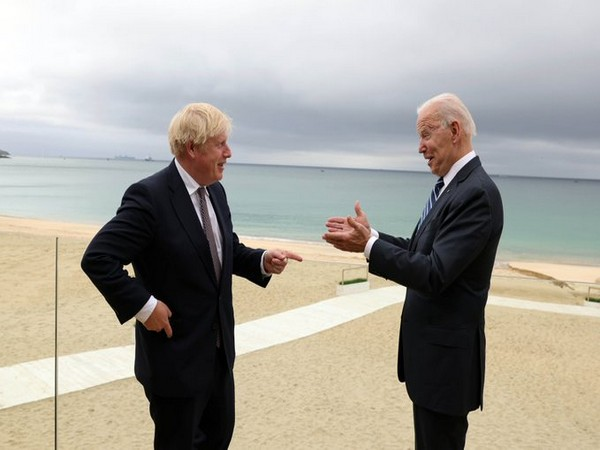 Johnson expected to hold bilateral talks with Biden during UNGA