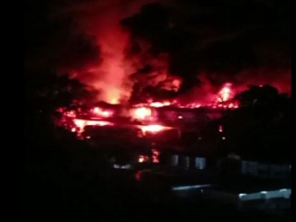 Fire breaks out at Pune godown; no casualties reported