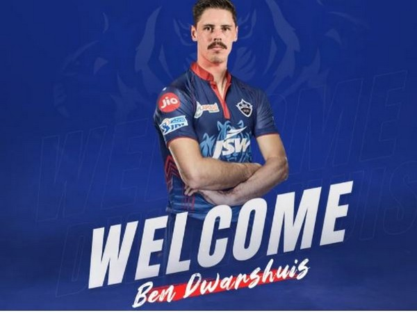 IPL 2021: Delhi Capitals rope in Australian pacer Ben Dwarshuis as replacement for Woakes