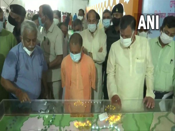 UP CM reviews preparations for foundation stone laying of Mahendra Pratap Singh Varsity in Aligarh