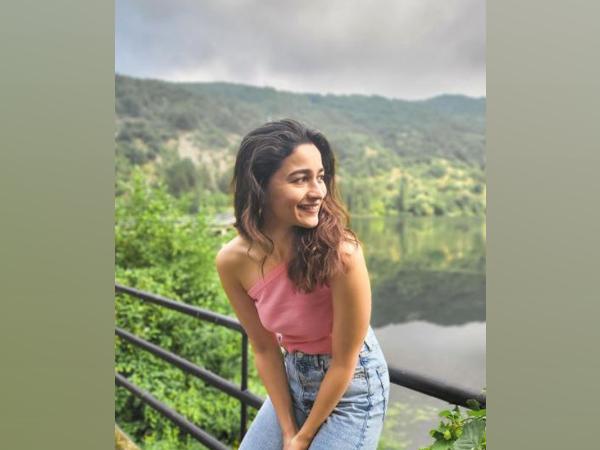 Progress over perfection: Alia Bhatt's yoga mantra