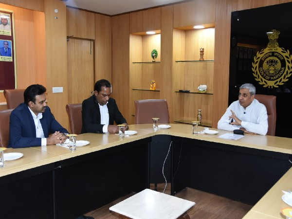 Sri Lankan team meets Haryana agriculture minister, shows keen interest in animal husbandry business