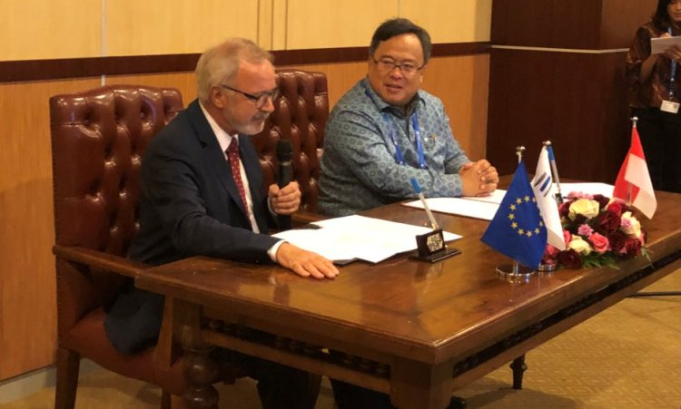 Govt of Indonesia and EIB ink MoU on green infrastructure development
