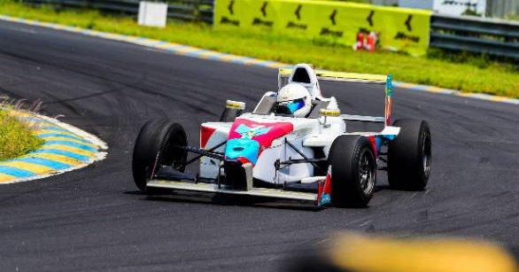 FMSCI Racing C'ship: Ashwin made good fortune to hang on