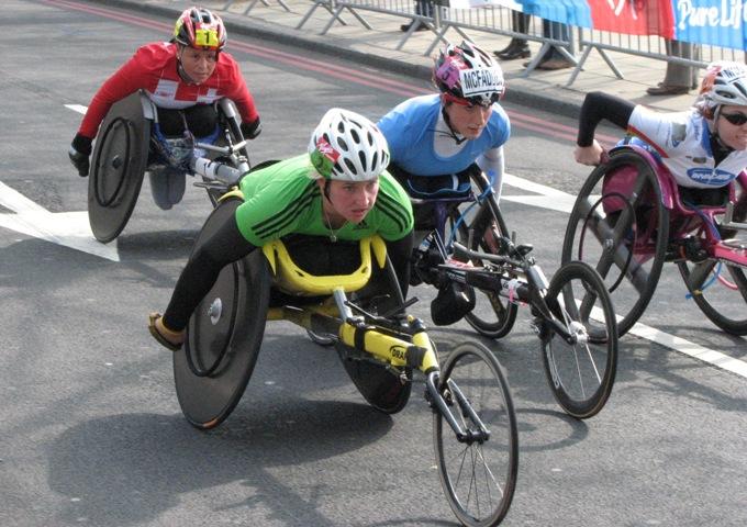 Athletics-Chicago's flood of Paralympians underscores depth of wheelchair marathon talent
