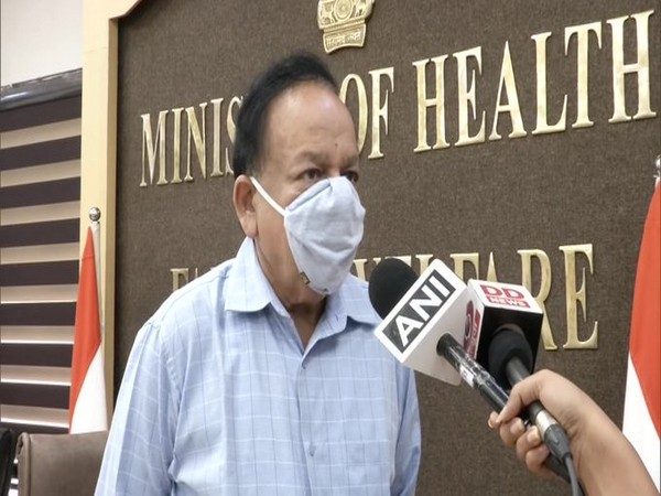 COVID-19 community transmission limited to certain districts, not happening across country: Vardhan