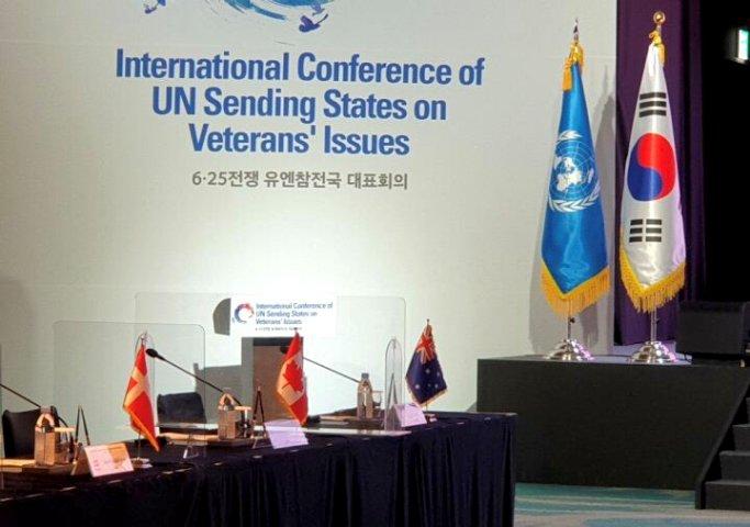 Ministerial Summit on Veterans' Affairs held in Korea