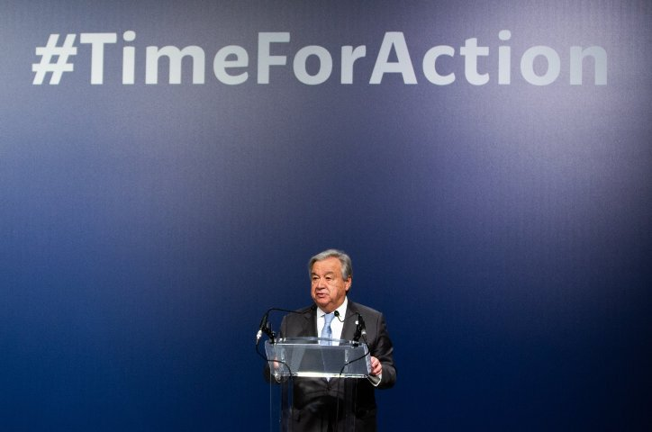 Answer to climate crisis lies in transformation, UN chief says at COP25
