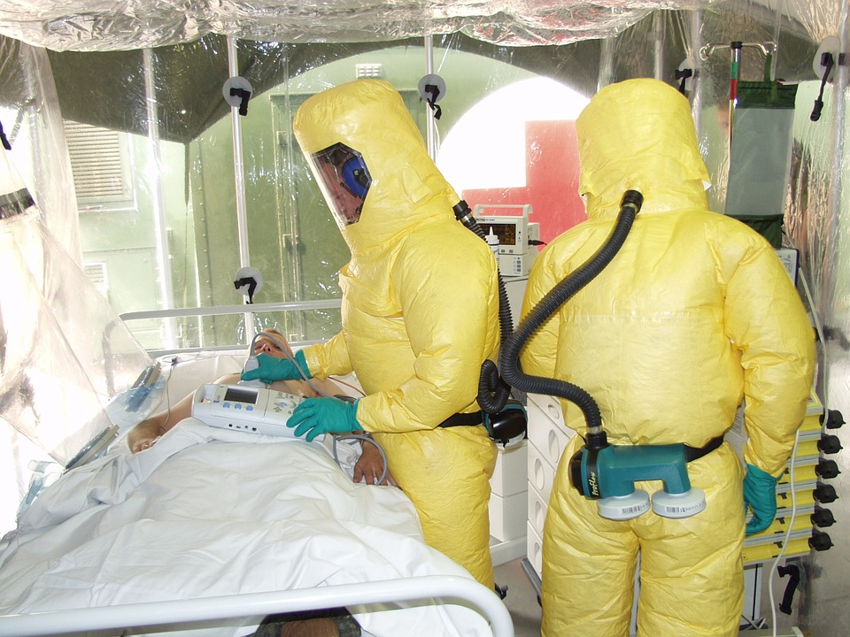 Two more cases of Ebola confirmed in Uganda - WHO