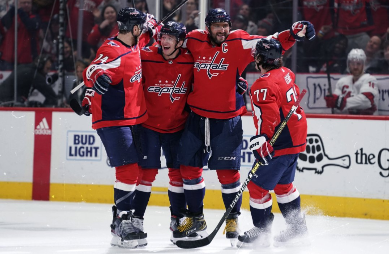 Capitals re-sign C Backstrom to 5-year, $46M deal