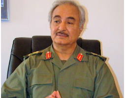 Russia: Libya's Haftar is taking 2 days to discuss ceasefire deal - Ifax