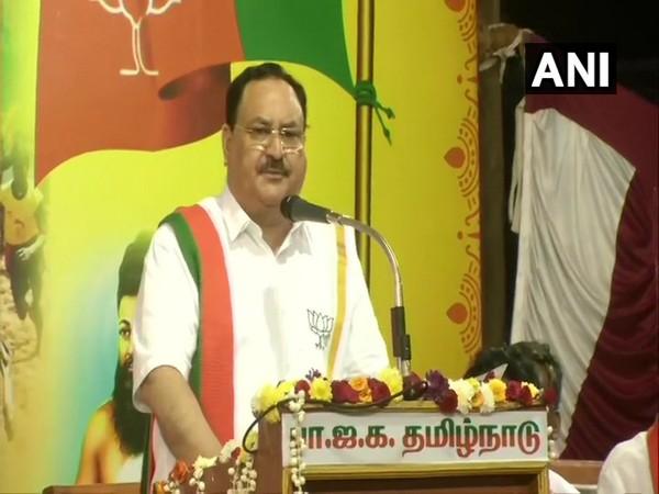 PM Modi ensured Tamil Nadu moves forward on development path: Nadda