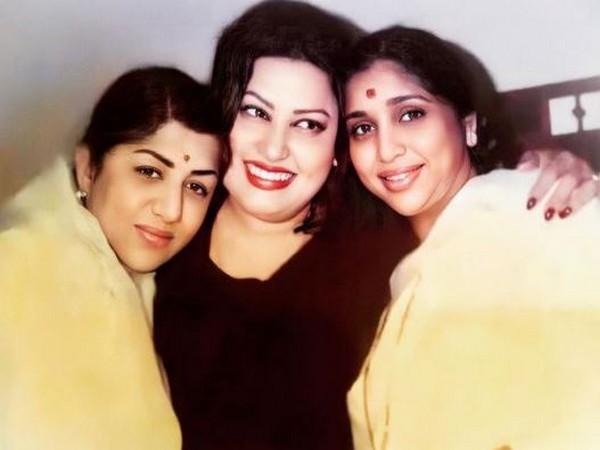 Adnan Sami shares never-seen-before picture of Lata Mangeshkar, Noor Jehan and Asha Bhosle