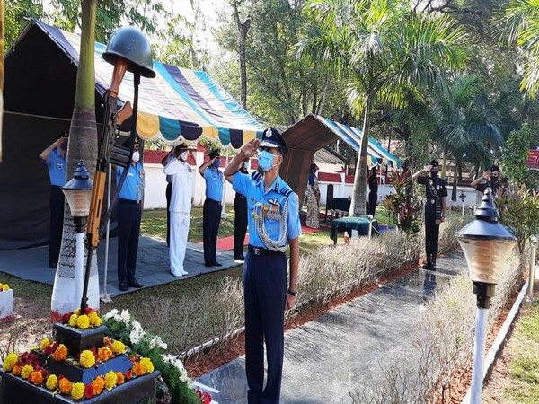 Fifth Armed Forces Veterans' Day celebrated at Pangode Military Station