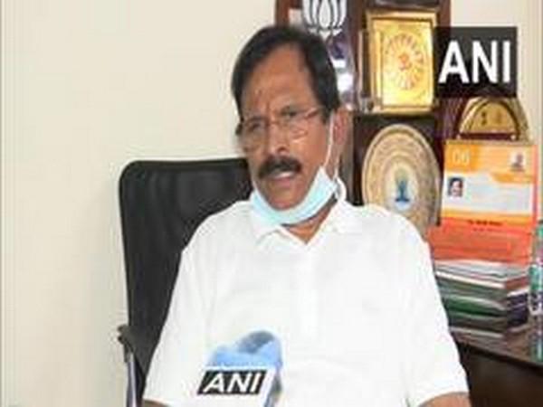 Union minister Shripad Naik's health 'improving'