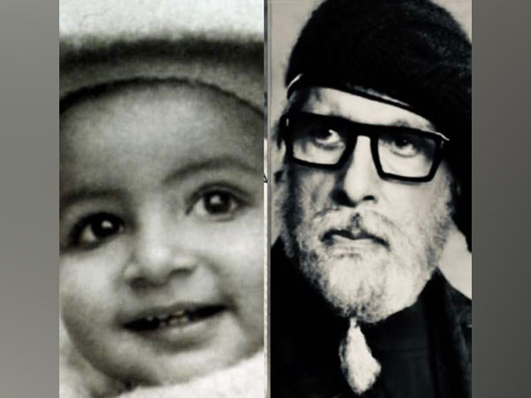 Amitabh Bachchan shares what changes in 78 years through 'now and then' post