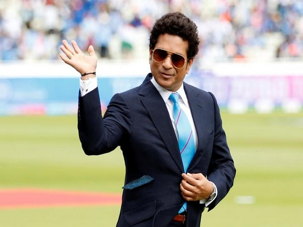 'My first love': Tendulkar shares video of him having 'net session'