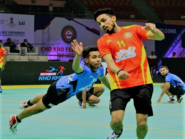 Andhra's Reddy, Maharashtra's Pratik power their teams into semis of KKFI's 2021 Super League Kho Kho Championship