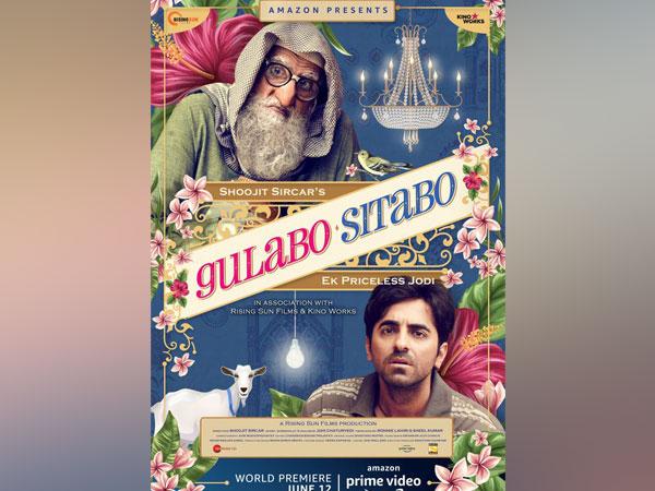 Big B, Ayushmann Khurrana's 'Gulabo Sitabo' to release on Amazon Prime
