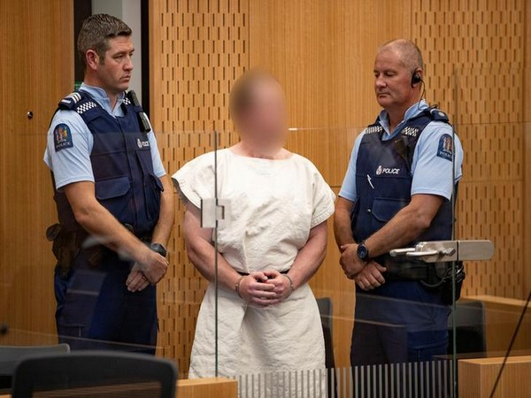REFILE-UPDATE 2-Accused Christchurch gunman pleads not guilty to all charges in NZ court