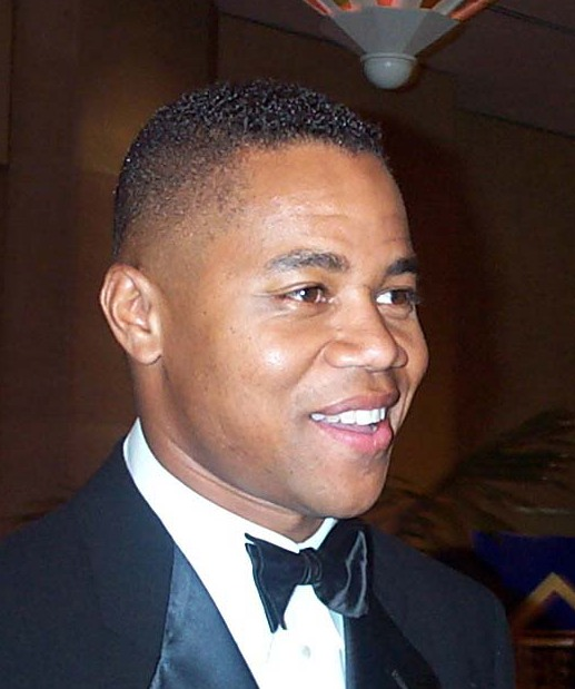 Cuba Gooding Jr. charged with forcibly touching woman