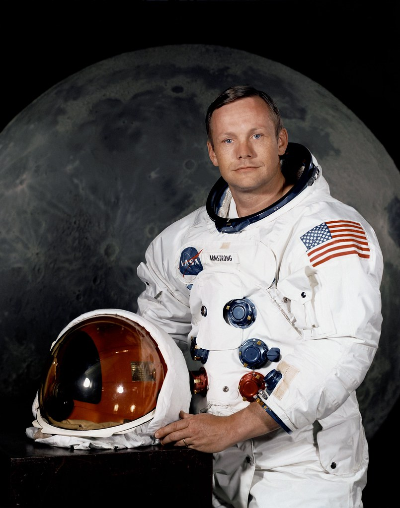 When the world stopped to watch Armstrong's moonwalk