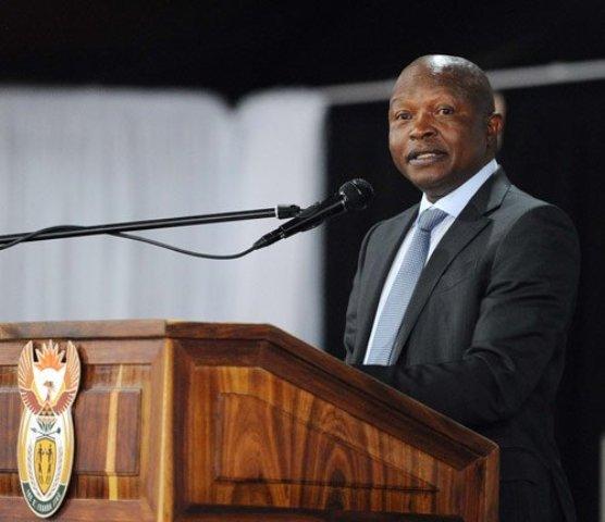 David Mabuza meets with IMC on Land Reform to track govt's progress