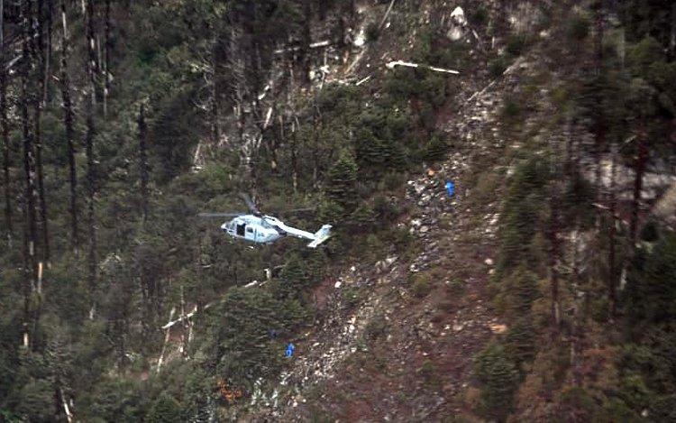 IAF continues efforts to bring back mortal remains of AN-32 crash air-warriors
